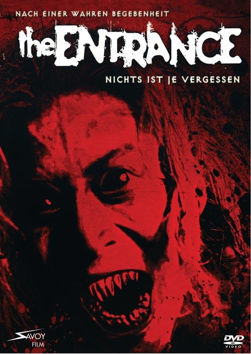 DVD Cover: The Entrance
