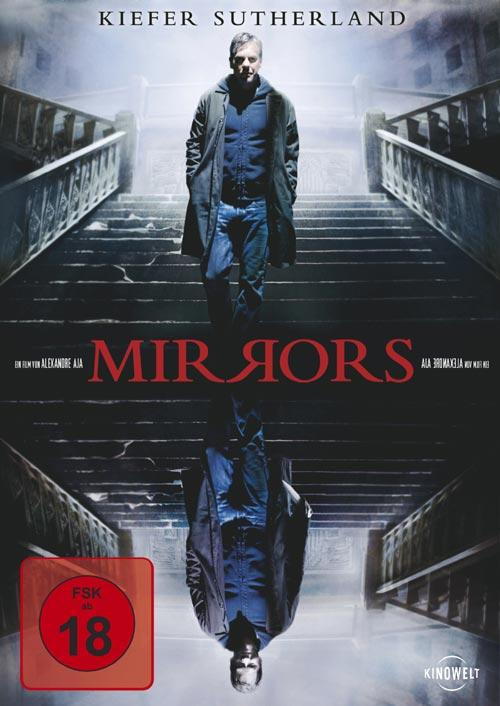 DVD Cover: Mirrors