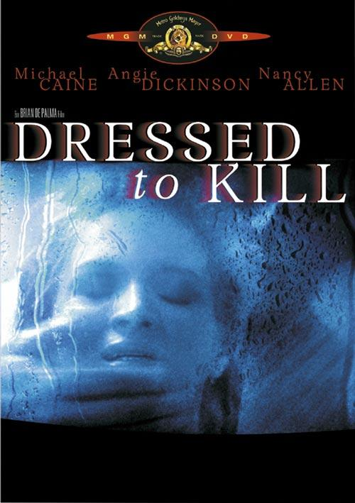 DVD Cover: Dressed to Kill