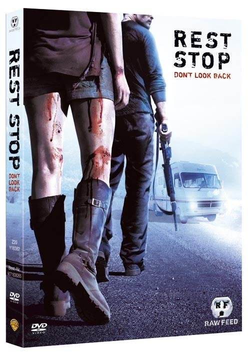 DVD Cover: Rest Stop 2: Don't Look Back