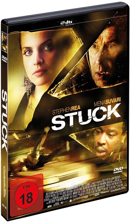 DVD Cover: Stuck