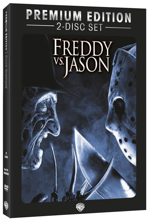 DVD Cover: Freddy vs. Jason - Premium Edition