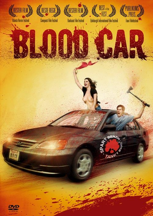 DVD Cover: Blood Car