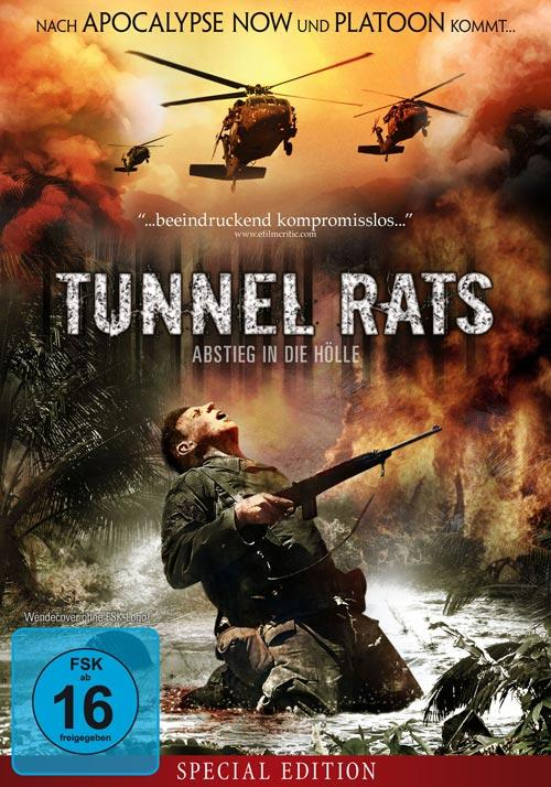DVD Cover: 1968 Tunnel Rats - Special Edition