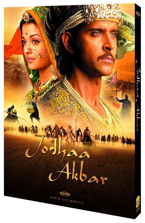 jodhaa akbar bollywood filme auf deutsch