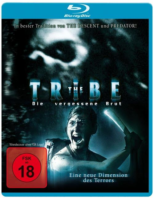 DVD Cover: The Tribe - Die vergessene Brut