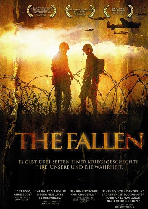 DVD Cover: The Fallen