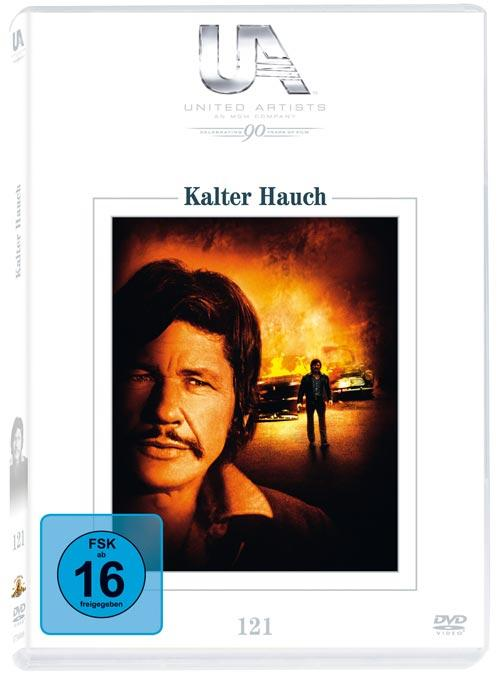 DVD Cover: 90 Jahre United Artists - Nr. 121 - Kalter Hauch
