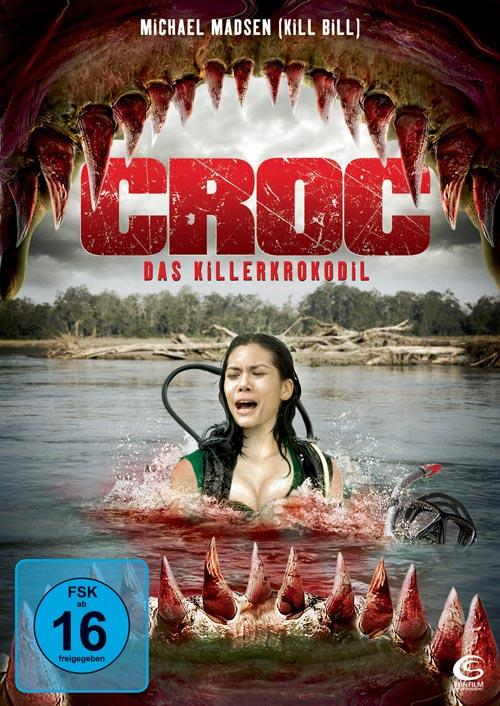 DVD Cover: Croc