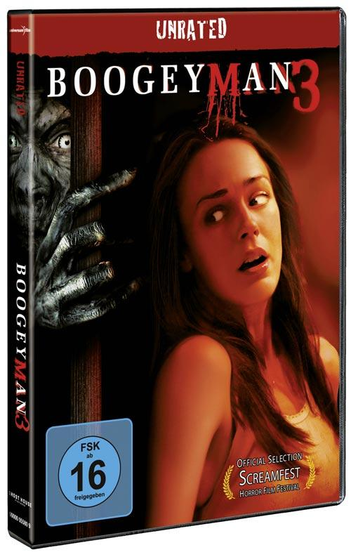 DVD Cover: Boogeyman 3 - Unrated