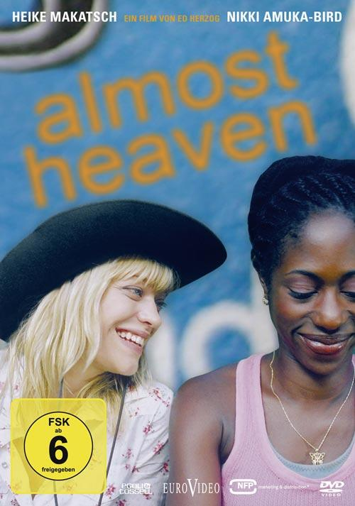 DVD Cover: Almost Heaven