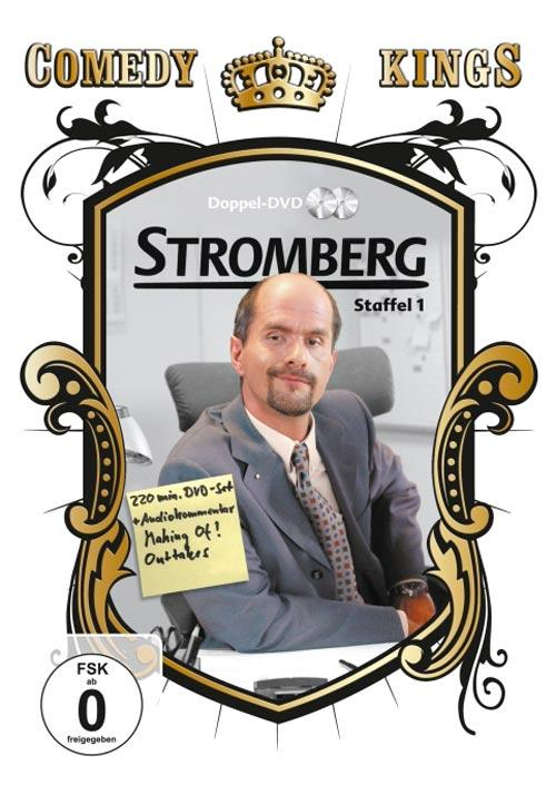 DVD Cover: Comedy Kings: Stromberg - Staffel 1