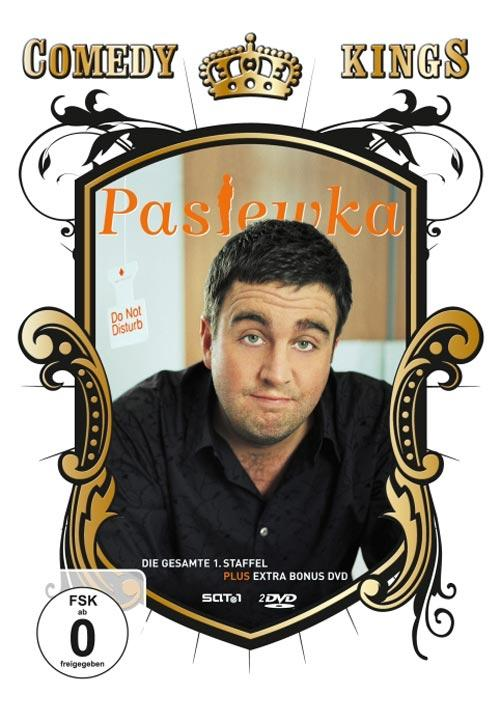 DVD Cover: Comedy Kings: Pastewka - Staffel 1
