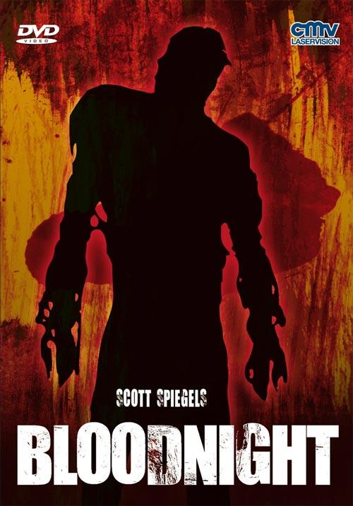 DVD Cover: Bloodnight - Intruder - Cover A