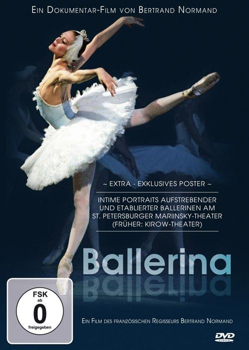 DVD Cover: Ballerina