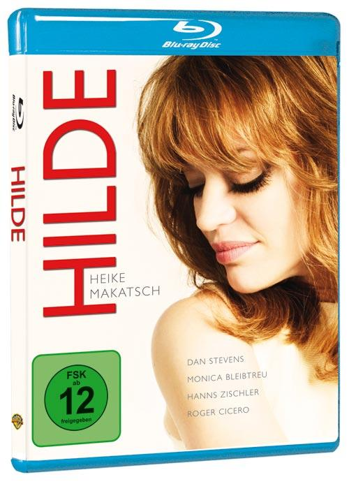 DVD Cover: Hilde