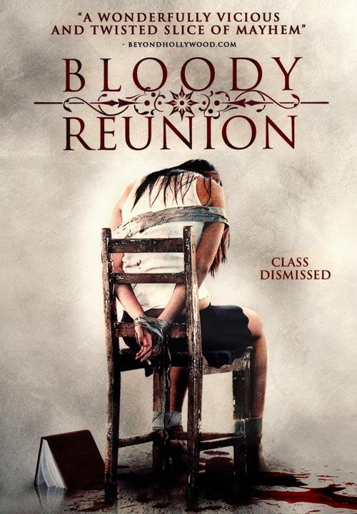 DVD Cover: Bloody Reunion