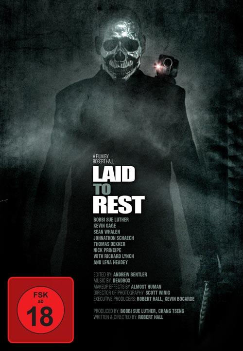 DVD Cover: Laid to Rest