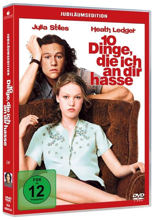 DVD Cover: 10 Dinge, die ich an dir hasse - Jubil�umsedition