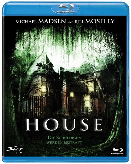 DVD Cover: The House