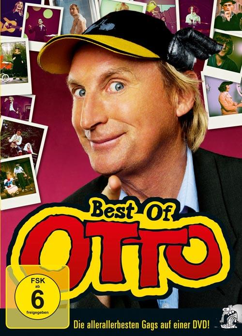 DVD Cover: Best of OTTO