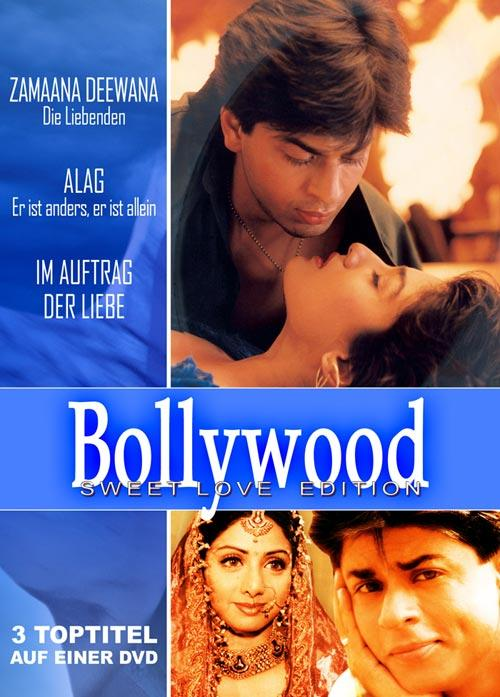 DVD Cover: Bollywood - Sweet Love Edition