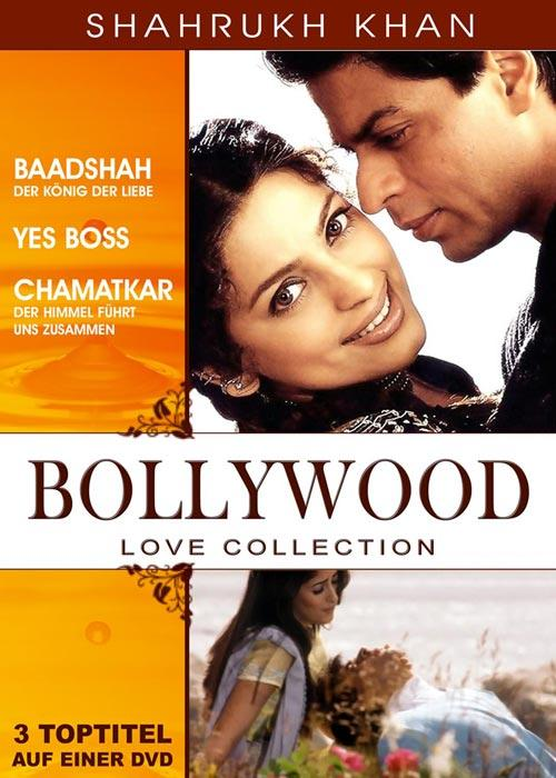 DVD Cover: Bollywood - Love Collection