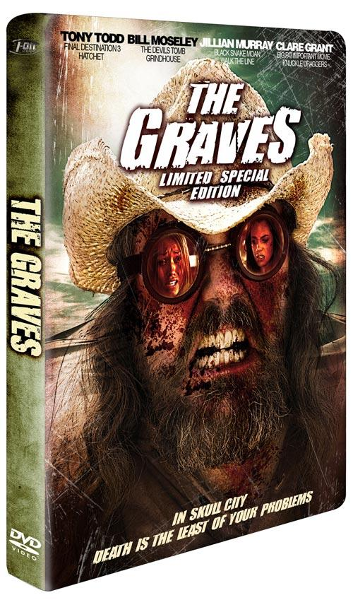 DVD Cover: The Graves - 2-Disc Limited Edition
