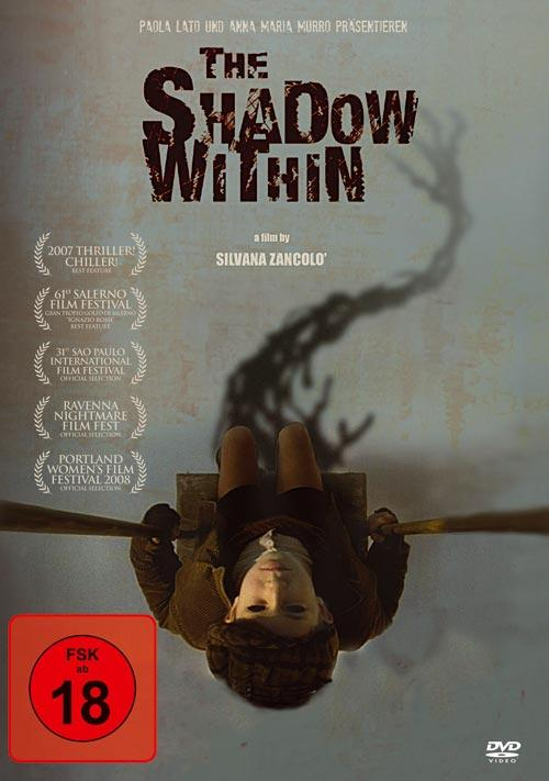 DVD Cover: The shadow within