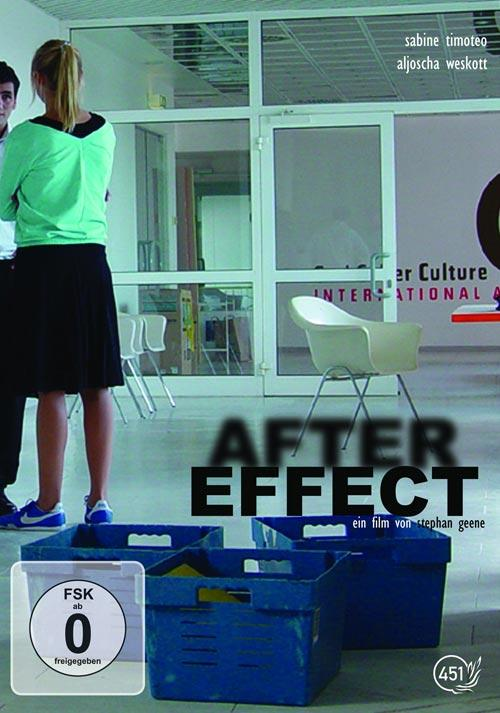 DVD Cover: After Effect
