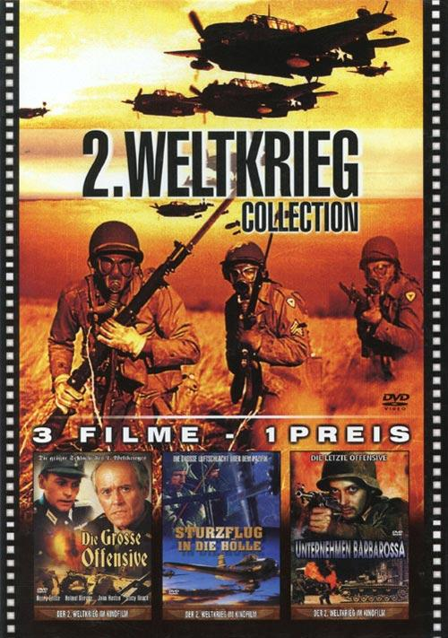 DVD Cover: 2.Weltkrieg Collection