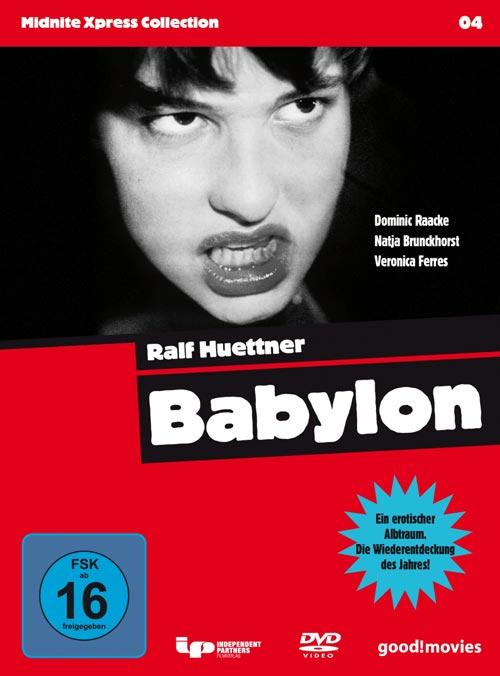 DVD Cover: Babylon