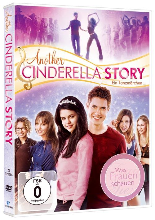 DVD Cover: Another Cinderella Story - Was Frauen schauen