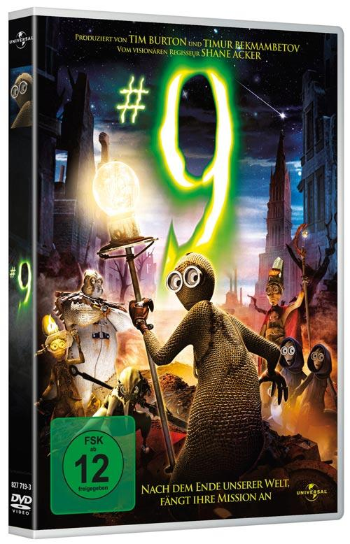 DVD Cover: # 9