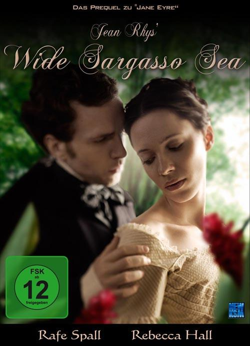 DVD Cover: Wide Sargasso Sea