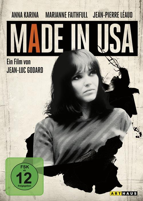 DVD Cover: Made in USA