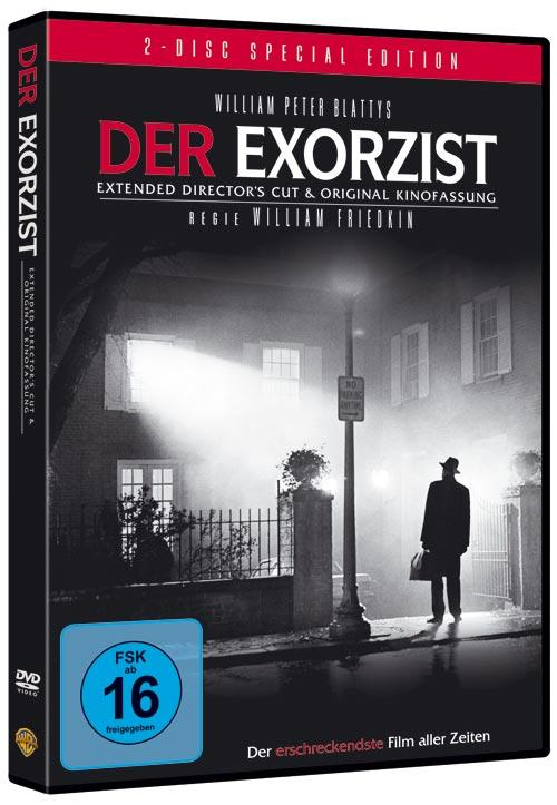 DVD Cover: Der Exorzist - 2-Disc Special Edition