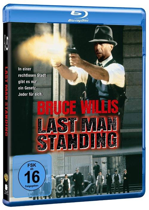 DVD Cover: Last Man Standing