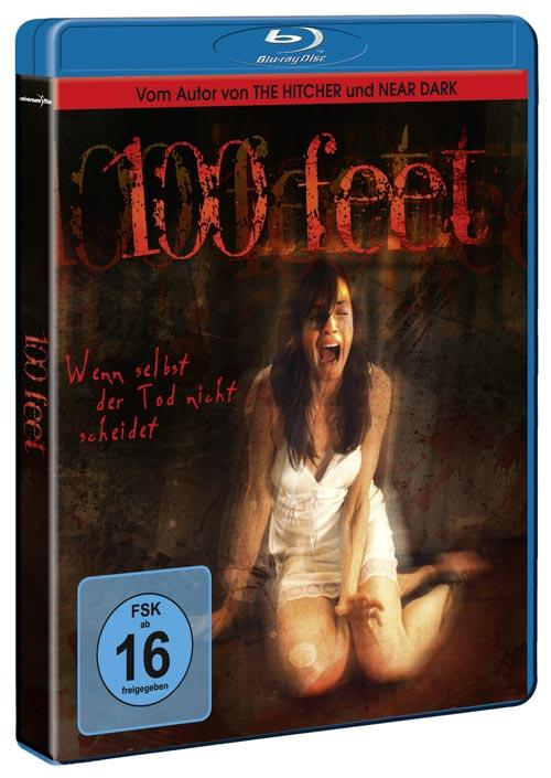 DVD Cover: 100 Feet