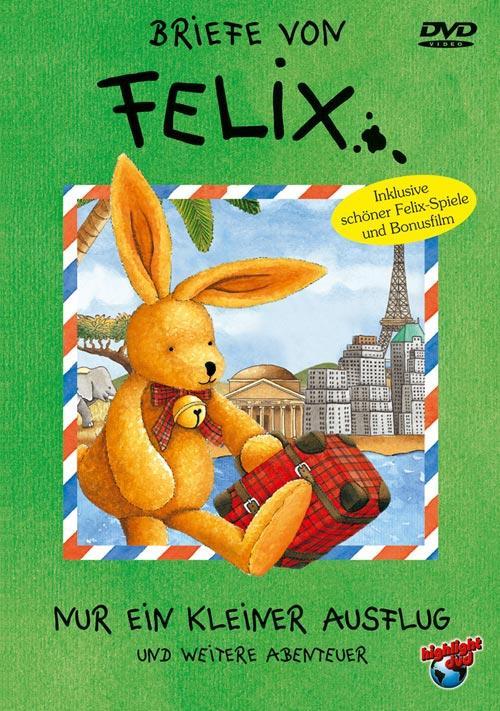 Briefe Von Felix Brief : Briefe von felix nur ein kleiner ausflug dvd kaufen