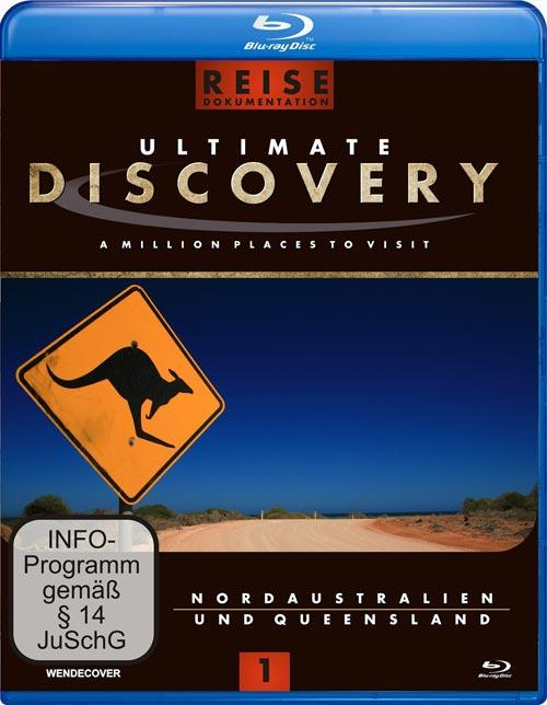 DVD Cover: Ultimate Discovery - Vol. 1 - Unbekanntes Australien