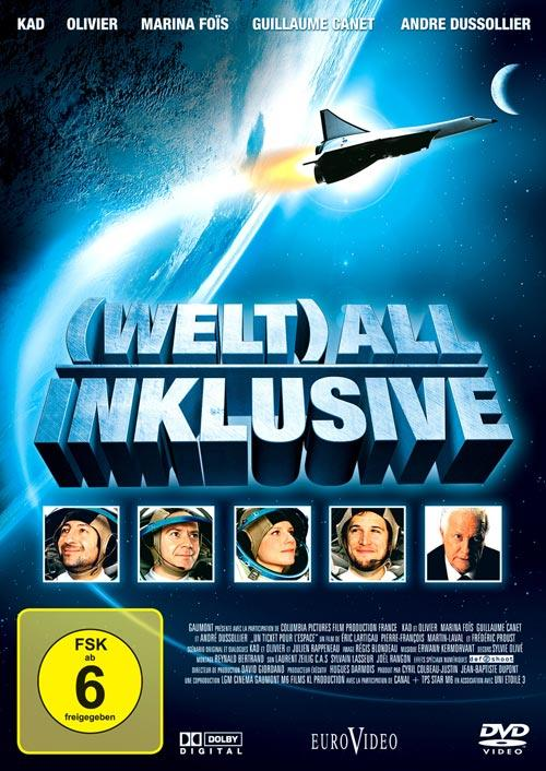 DVD Cover: (Welt)All inklusive