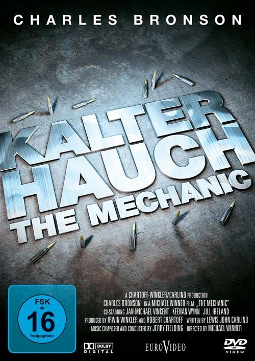 DVD Cover: Kalter Hauch