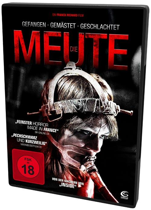 DVD Cover: Die Meute