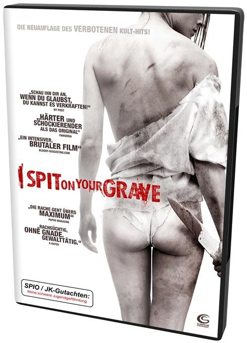 DVD Cover: I spit on your Grave