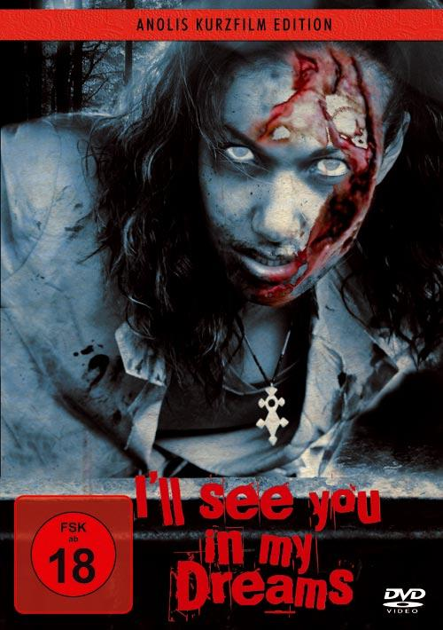 DVD Cover: I'll see you in my dreams