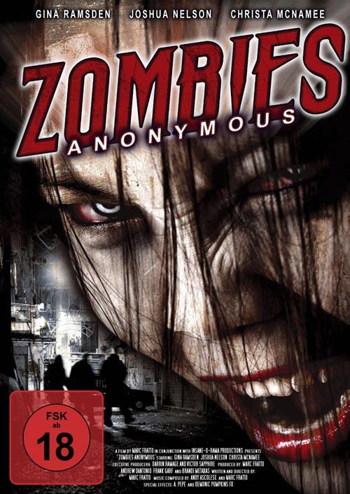 DVD Cover: Zombies Anonymous