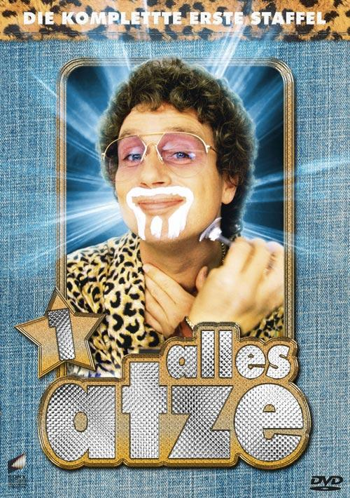 DVD Cover: Alles Atze - Staffel 1