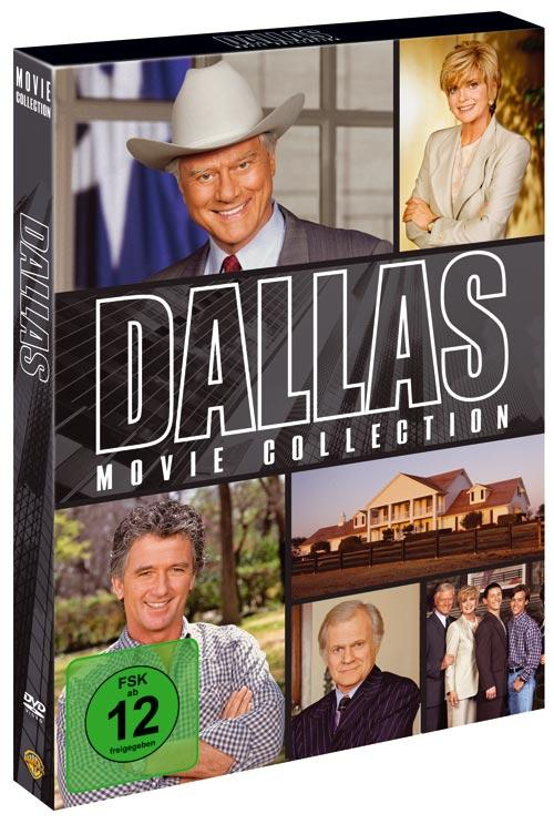 DVD Cover: Dallas: Movie Collection