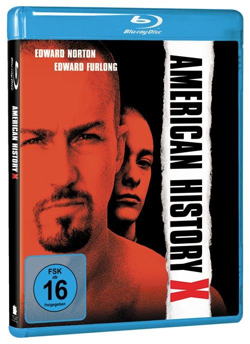 DVD Cover: American History X